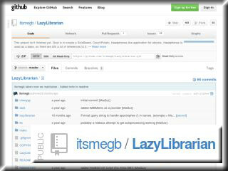 Lazybibliothecaris