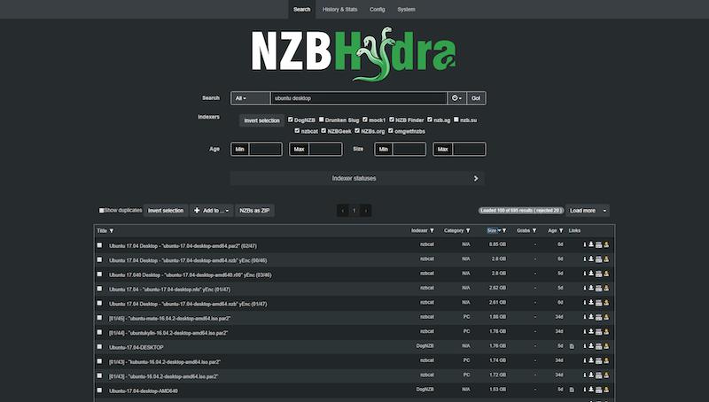 Nzb Hydra 2 Search 2