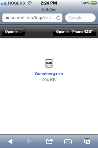 Phonenzb Screenshot1