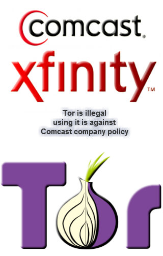 Comcast Making Tor Illegal