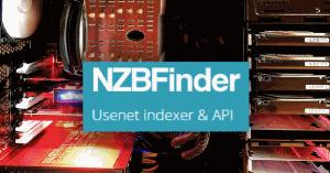 NZBFinder verbetert de site