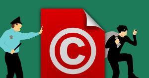 USENET Gericht door auteursrechthouders