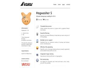 Hogwasher