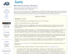 MicroPlanet Gravity