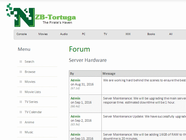 Nzb Tortuga Forum