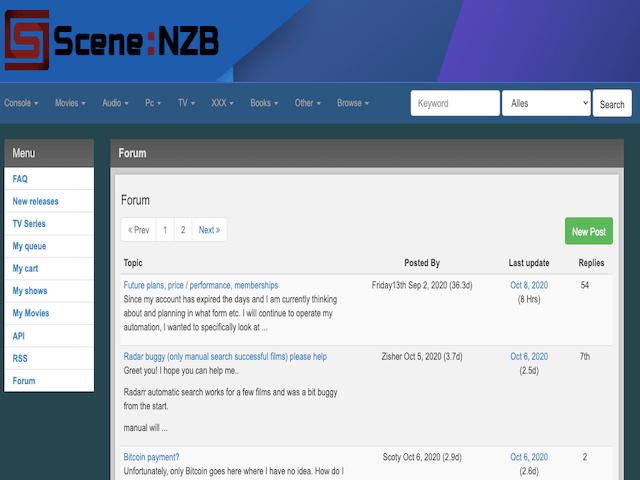 Scenenzb Forum