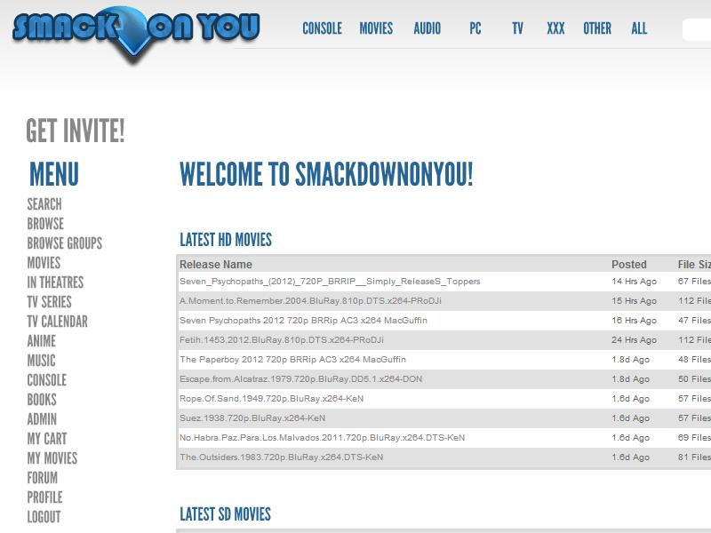 SmackDownOnYou