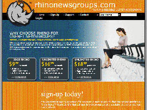 Rhinonews-groepen
