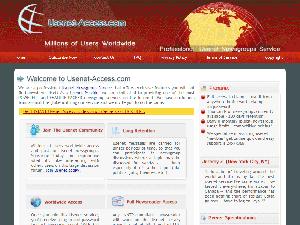 Usenet-toegang