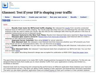 Usenet Traffic Being Throttled